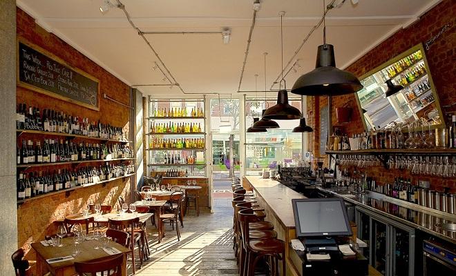 London Restaurant Property