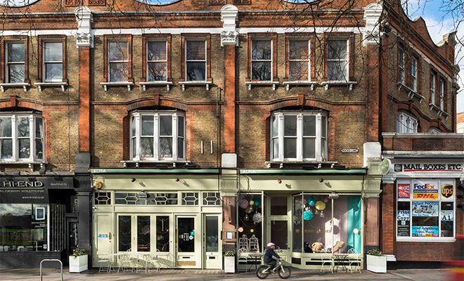 2-3 Rocks Lane, Barnes, London, SW13 0DB